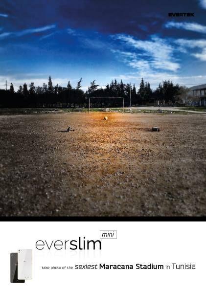 The sexiest Maracana Stadium in Tunisia by EverSlim Mini