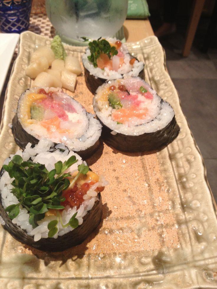 Sushi hiro - dinner set part 2