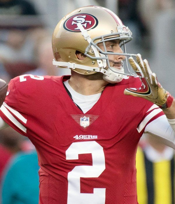 Transcript: Brian Hoyer discusses game planning against the Panthers