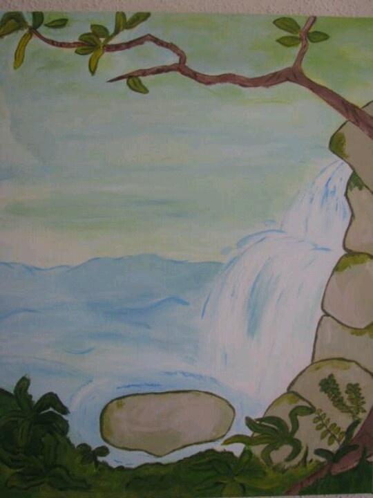 3 luik 1 Acrylverf op doek geschilderd door Marion Dijksma