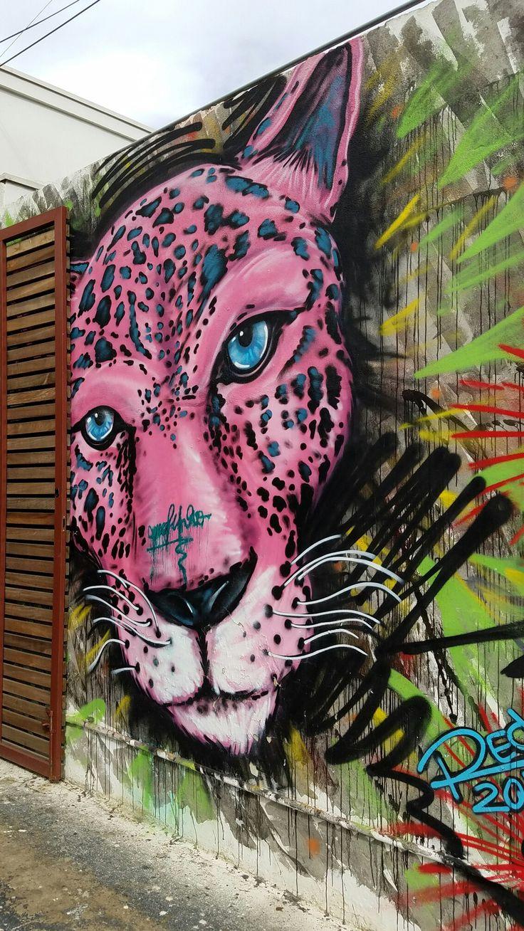 Graffiti wall rubric - Sao Paulo Brasil