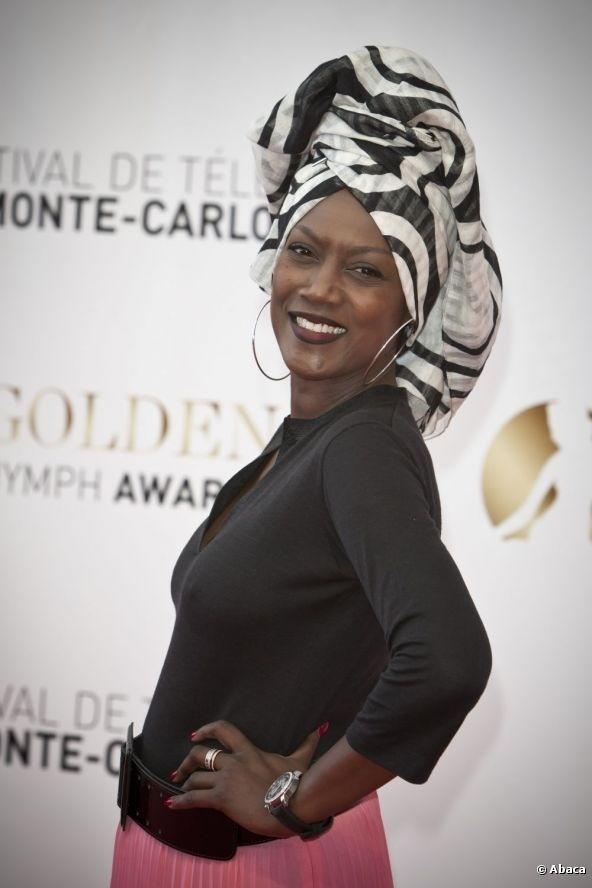 Khadja Nin. Chic turban