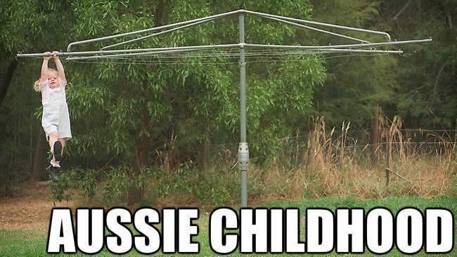 The hills hoist. 10 Things Only an Aussie Would Understand
