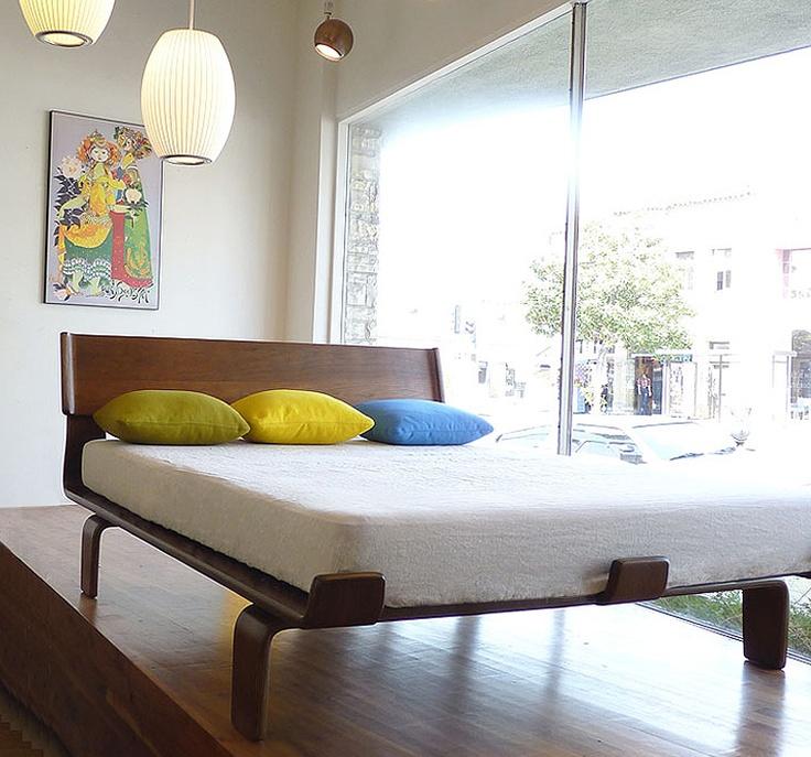 17 best images about modernica 39 s los angeles showroom on. Black Bedroom Furniture Sets. Home Design Ideas