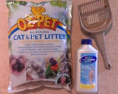KITTY LITTER, DEODORISER & SCOOP – ALL NEW | Pet Products | Gumtree Australia Launceston Area - Kings Meadows | 1105960752