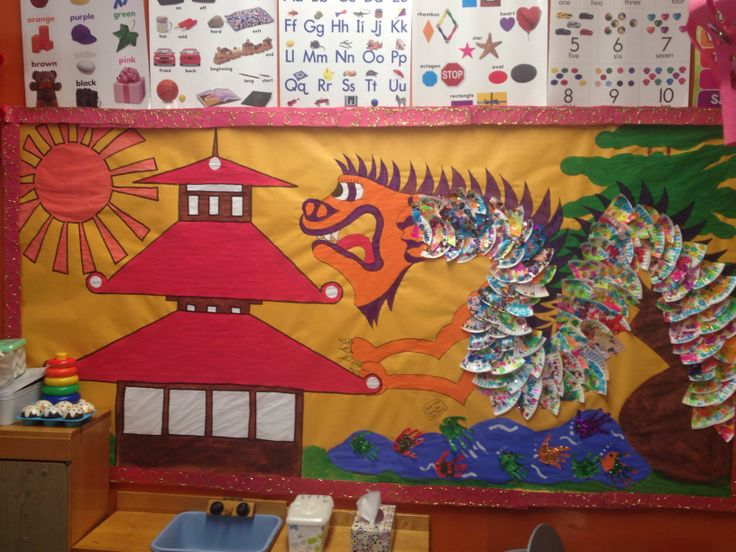 Chinese New Year Classroom Decoration Ideas : Images about asian bulletin board ideas on pinterest