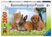 Puzzle Prietenii Familiei, 200 Piese | Bebeart