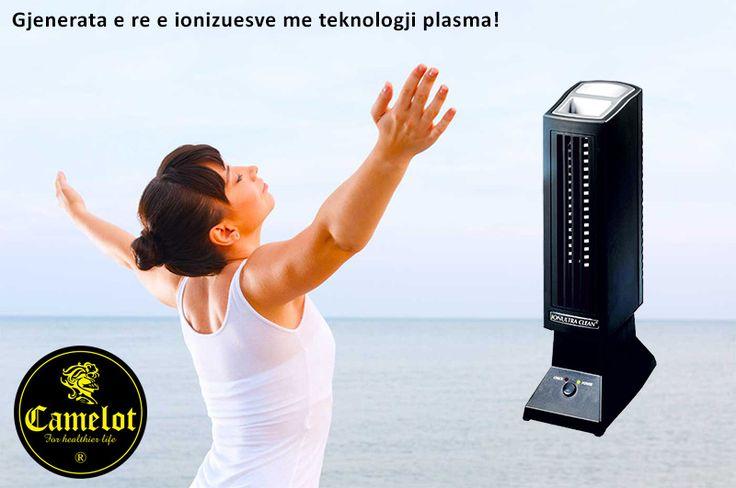 Ionizues Ionultra Clean - Gjenerata e re e ionizuesve me teknologji plasma.