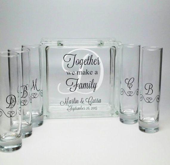Mélangé ensemble cérémonie sable familial par TheDreamWeddingShop