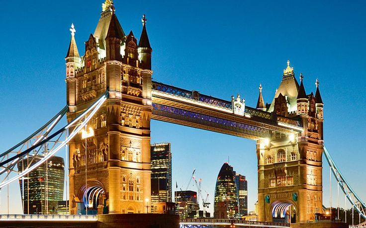 Tower Bridge, Λονδίνο, Αγγλία (Φωτογραφία: Shutterstock)