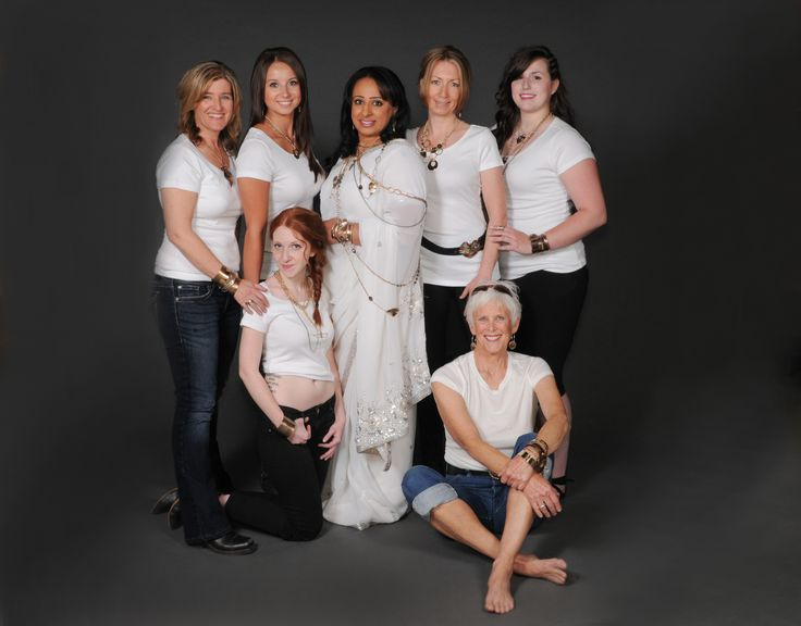 Every Woman is all ages. Every Woman is all colors. Every Woman is all walks of life.
