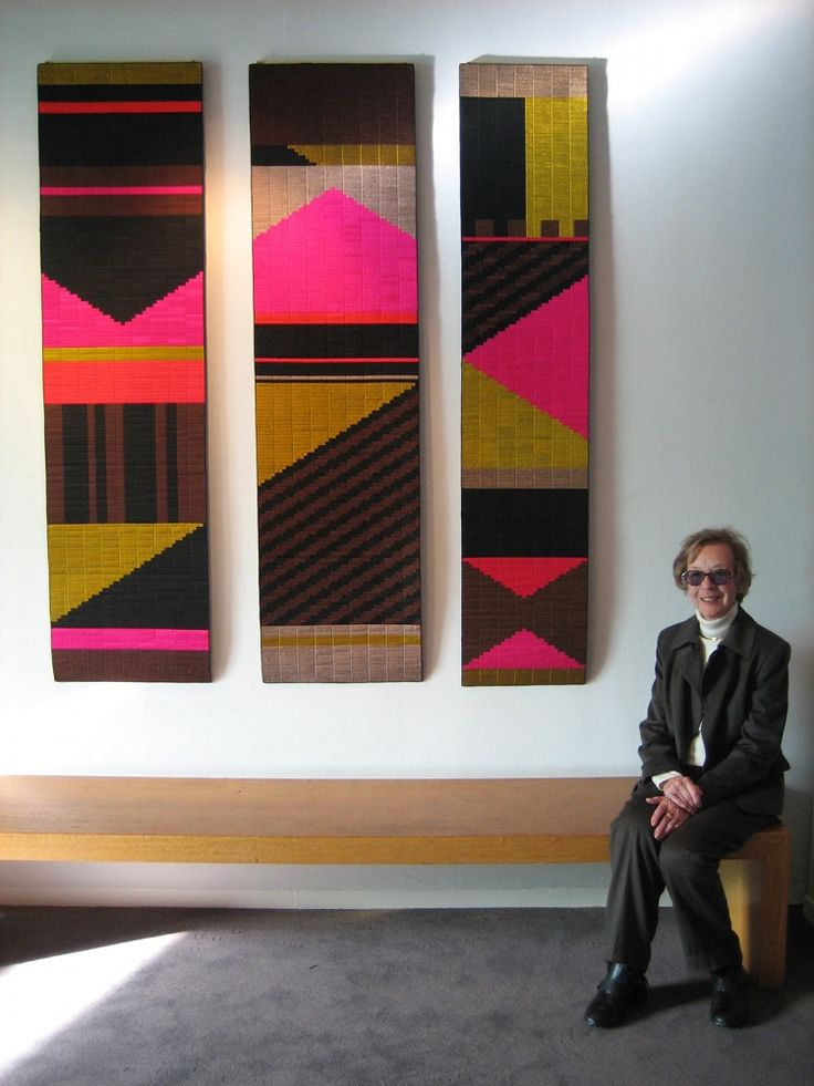 Three Daughters of Mexico at RCA 2006. Robin and Lucienne Day foundation - Lives and Designs