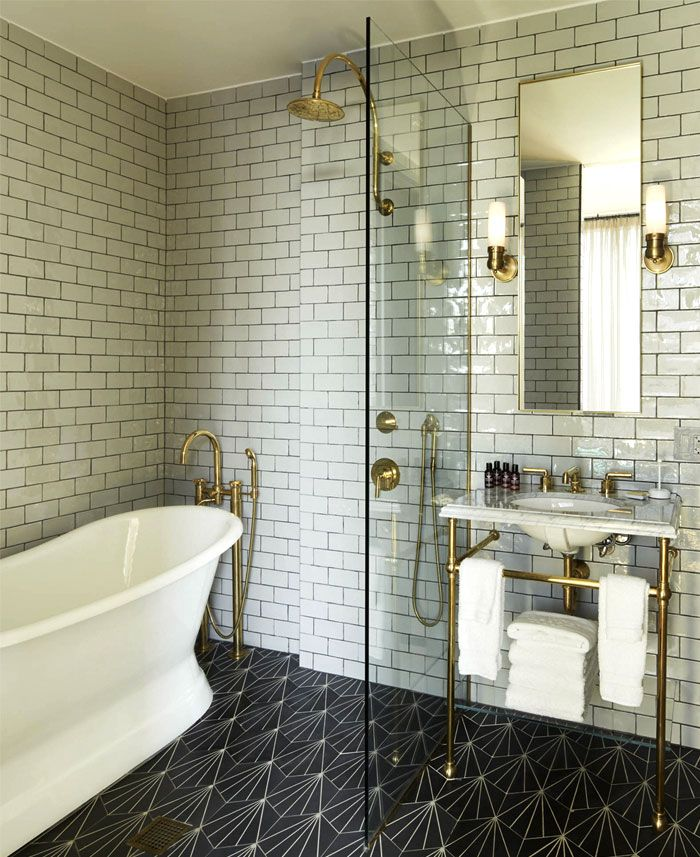 Bathroom Trends 2019 / 2020 - Designs, Colors and Tile ...