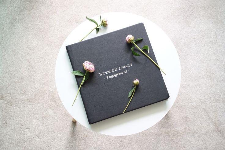 Engagement Photo Book