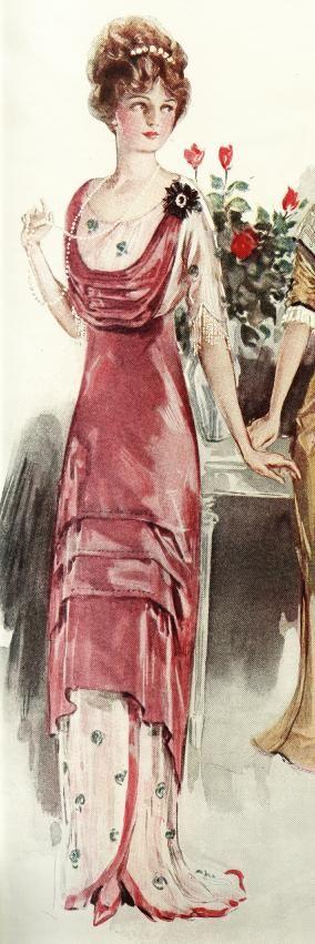 1912n ladies fashion