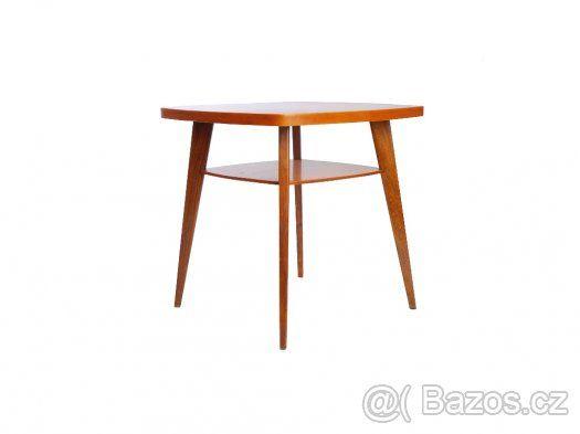 Konferenční stolek 60. léta