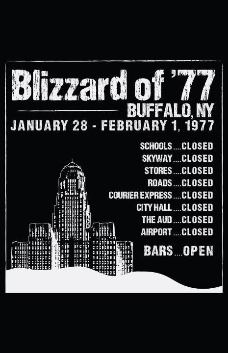 We survived the Buffalo blizzard of '77