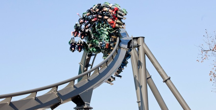 garadaland...   raptor - italiy's first winged coaster...