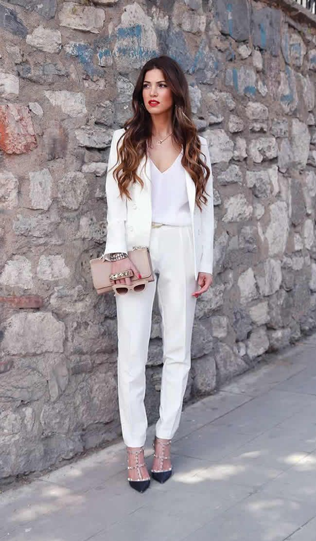 Ideas for Women Dress Suits - DesignerzCentral