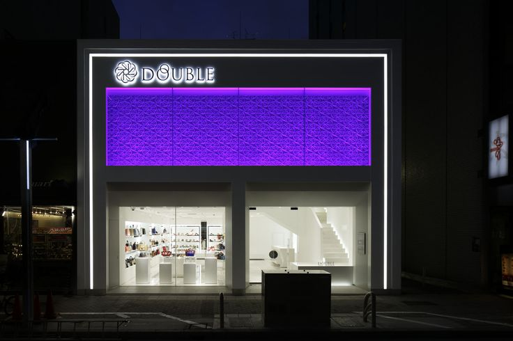 DOUBLE 栄店 #modern #ideas #interior