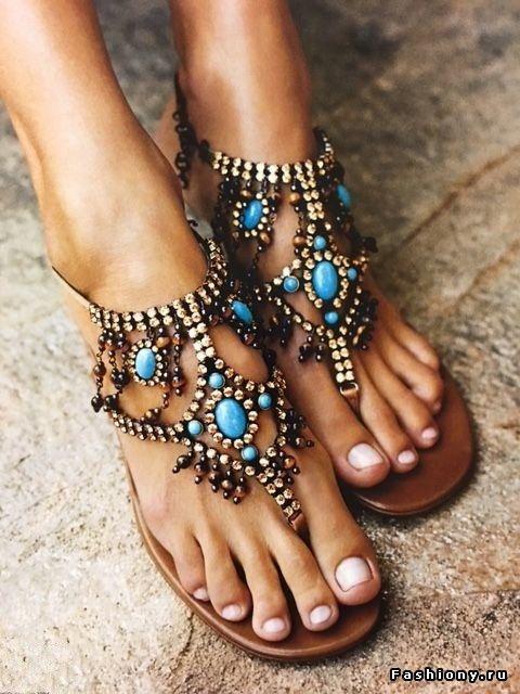 Details: летняя обувь