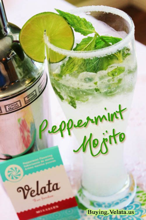 REFRESHING!! Love the combo of peppermint and mint...perfection achieved! buying.velata.us