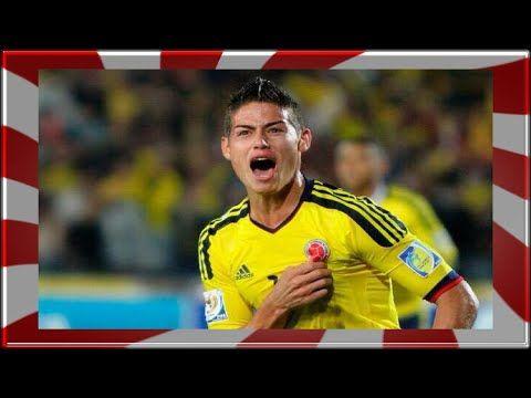 Los 10 Mejores Goles de James Rodríguez Con Colombia - James Rodriguez Top 10 Goals With Colombia - YouTube