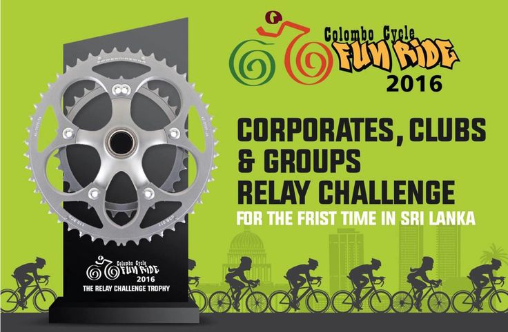 CYCLE RIDE 2016 COLOMBO CYCLE FUN RIDE  http://www.srilankanentertainer.com/sri-lanka-events/colombo-cycle-fun-ride-2016/
