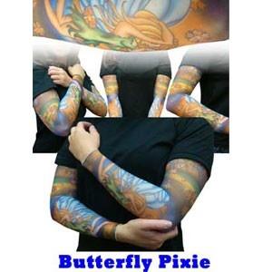 Fake Tattoo Sleeves:    Pensando (seriamente) em comprar algumas.