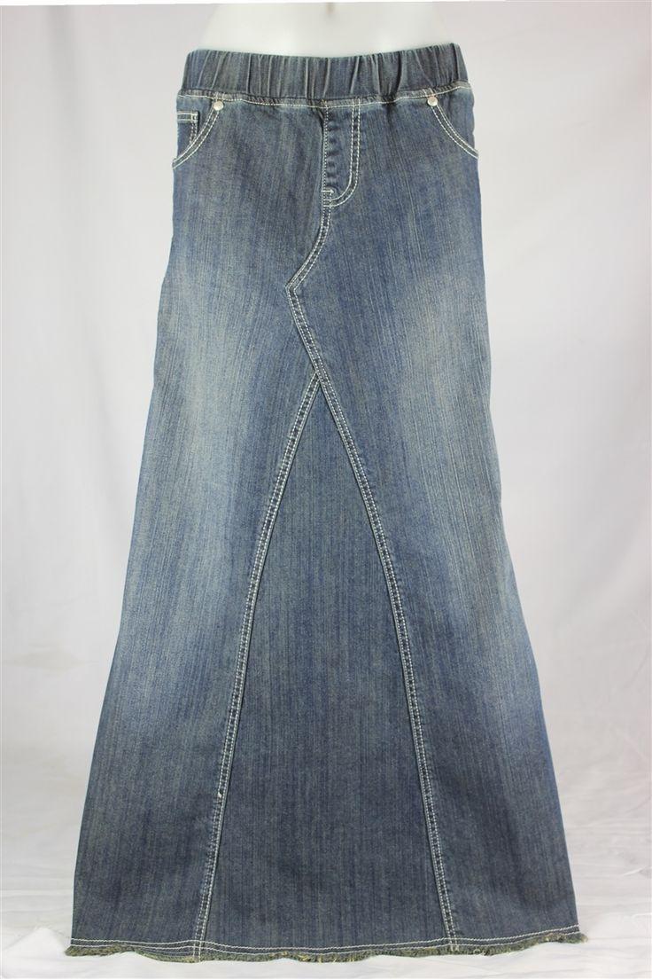 best 25 jean skirts ideas on modest