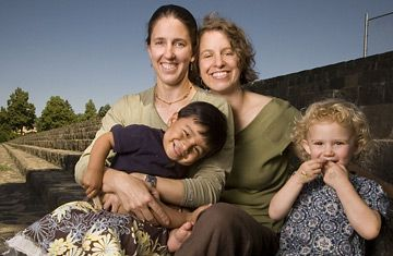 The challenges in child adoption for homosexual couples
