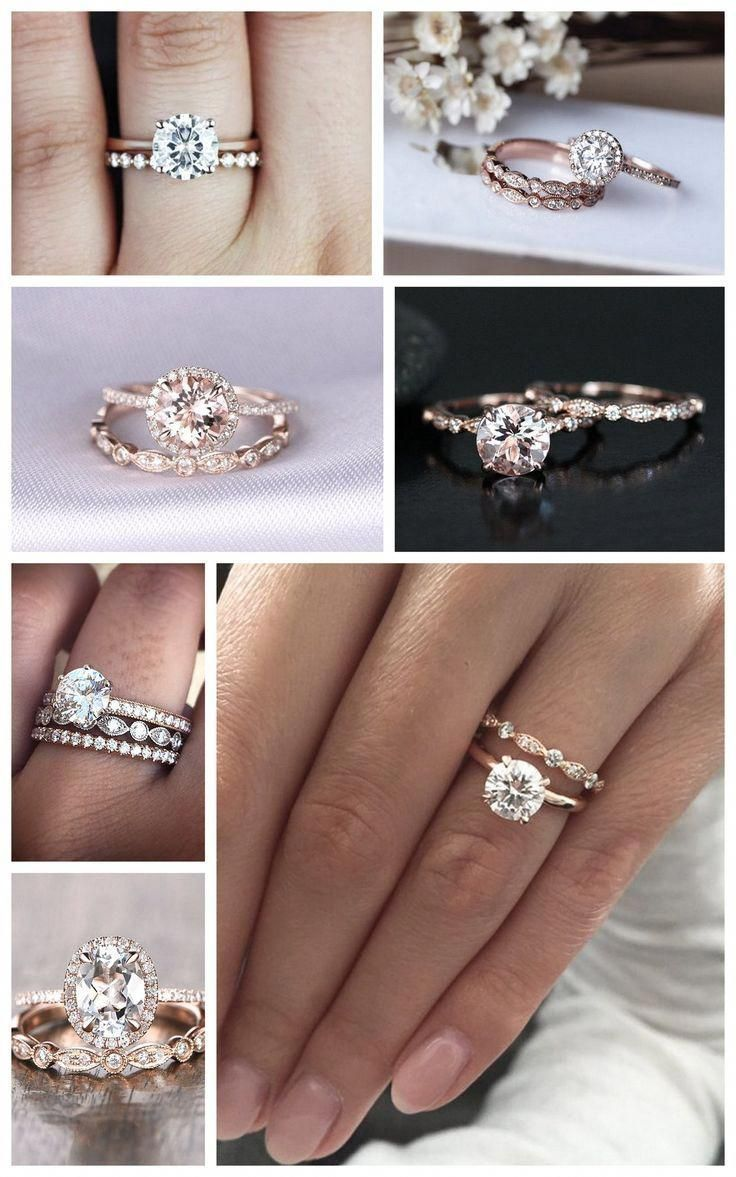 Wedding Rings Inspiration Engagement Inspiration Rings