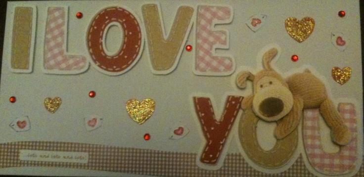 valentine handmade cards pinterest