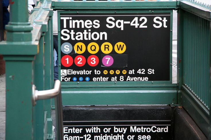 Did you know that Times Square was named after the New York Times?  It was originally called Longacre Square. http://www.nyhabitat.com/blog/2014/05/19/new-york-basic-tips-etiquette-visitors/