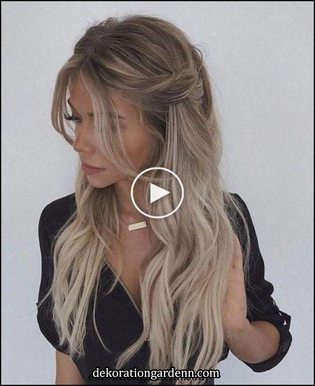 Plus de 120 idées de coiffures rapides que vous pouvez maintenant copier. in 2020 | Hair styles, Quick hairstyles, Half up half down hair   Plus de 120 idées de coiffures rapides que vous pouvez maintenant copier. in 2020 | Hair styles, Quick hairstyles, Half up half down hair