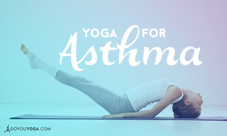 Do you suffer from asthma? Then yoga is here to help! Here, you'll find some great poses to practice, and how you can use yoga for asthma relief.