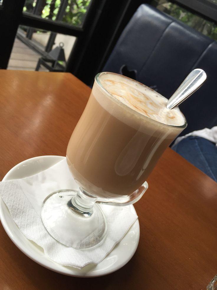soft white latte