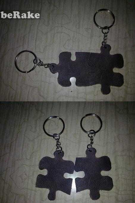 Vendo Llaveros puzzle...