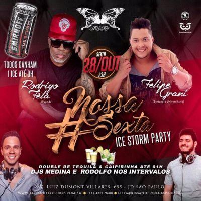 O melhor do Pagode e Sertanejo na Kiss and Fly Club ! Quer colocar nome na lista? Acesse: http://www.baladassp.com.br/balada-sp-evento/Kiss-and-Fly-Club/602 Whats: 11 951674133