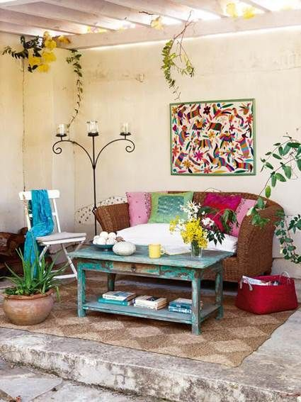17 mejores ideas sobre jardines de patio trasero peque os for Adornos para patios pequenos