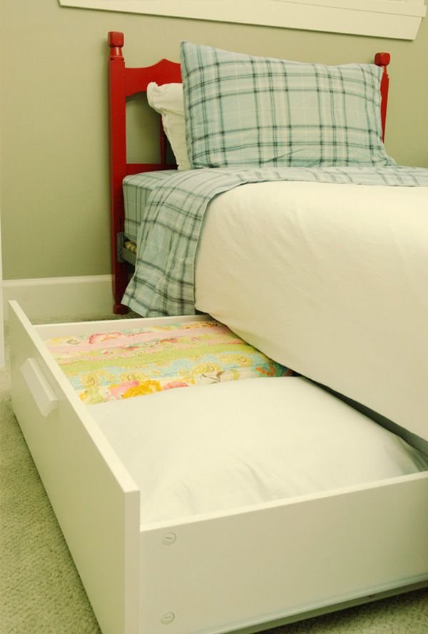 17 best ideas about under bed drawers on pinterest under bed storage under bed and drawer ideas. Black Bedroom Furniture Sets. Home Design Ideas