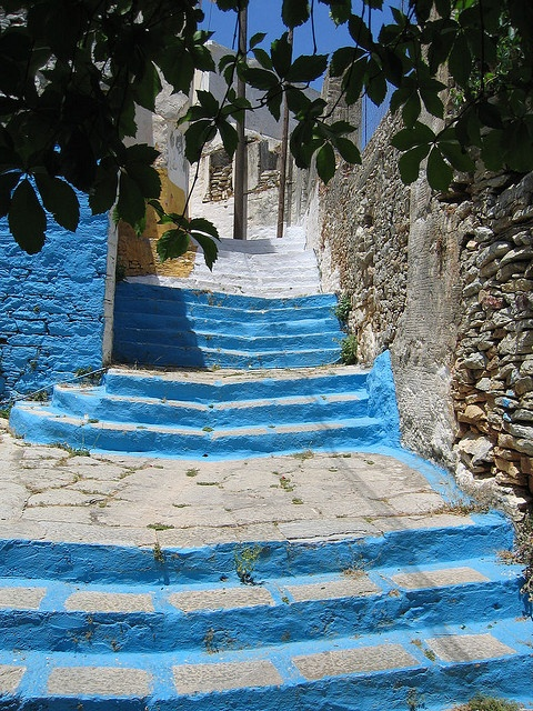 Symi - Chorio by charley1965, via Flickr