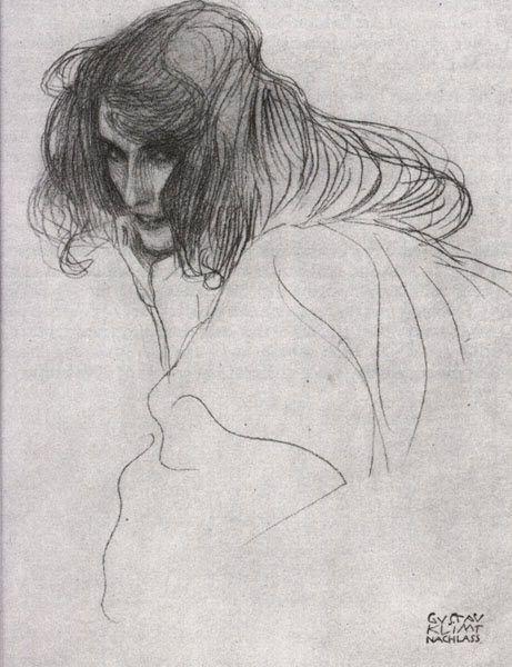 by Gustave Klimt.