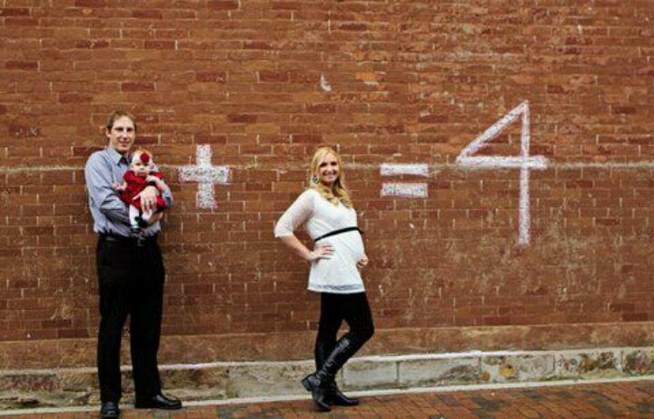 Surprise! Our idea for announcing were expecting