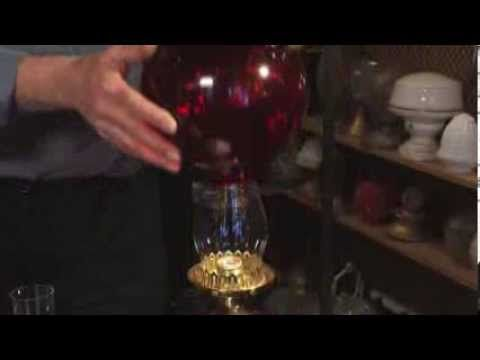 How to measure lamp shade replacements and names of different types of replacements glass shades