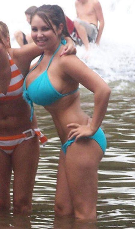 Teen bikini fournisseurs rouge adolescent