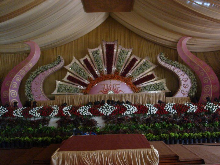The 25 best Stage decoration for wedding ideas on Pinterest