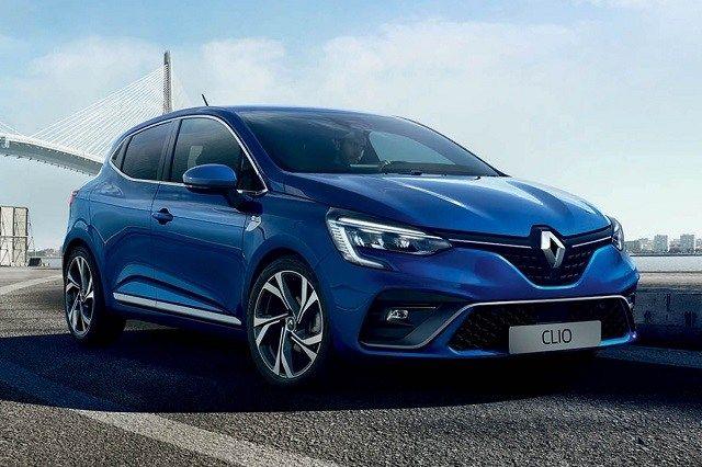 Noul Renault Clio V Evolutie La Exterior Revolutie La Interior