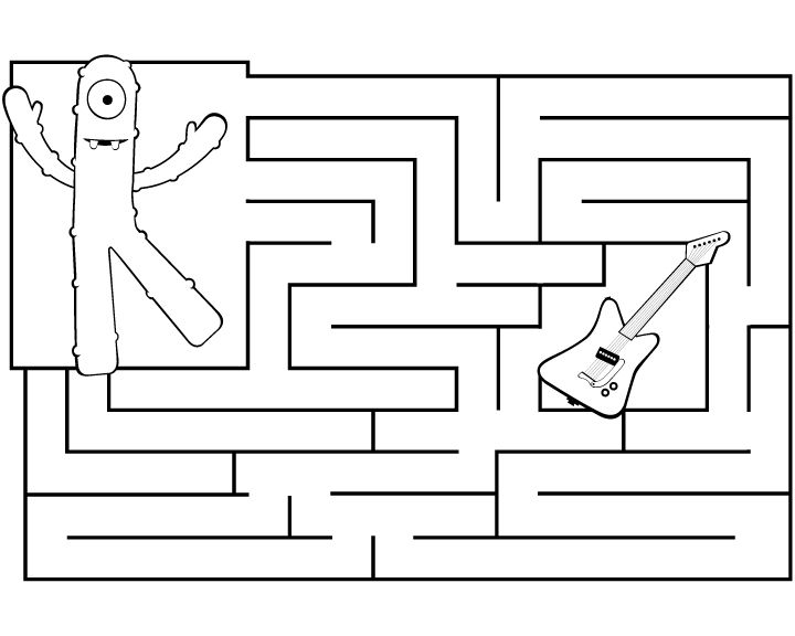 muno coloring pages - photo#34