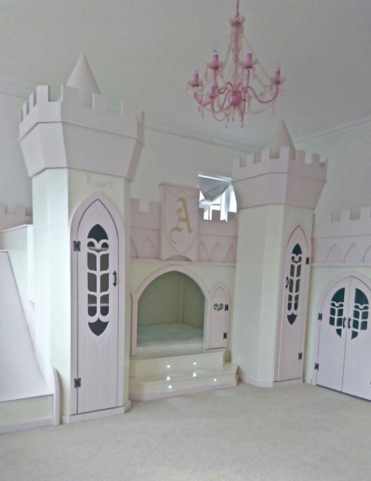 25+ best ideas about Castle Bed on Pinterest | Princess ...